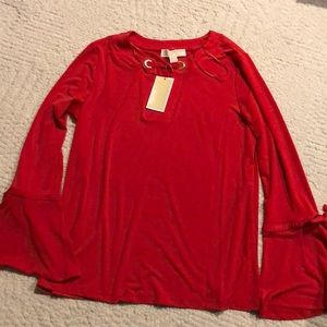 Michael Kors ladies blouses size M